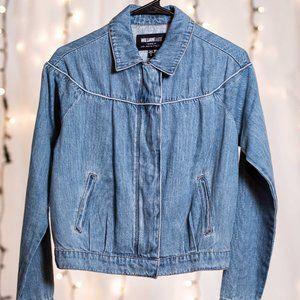 NWOT Western Jean Jacket